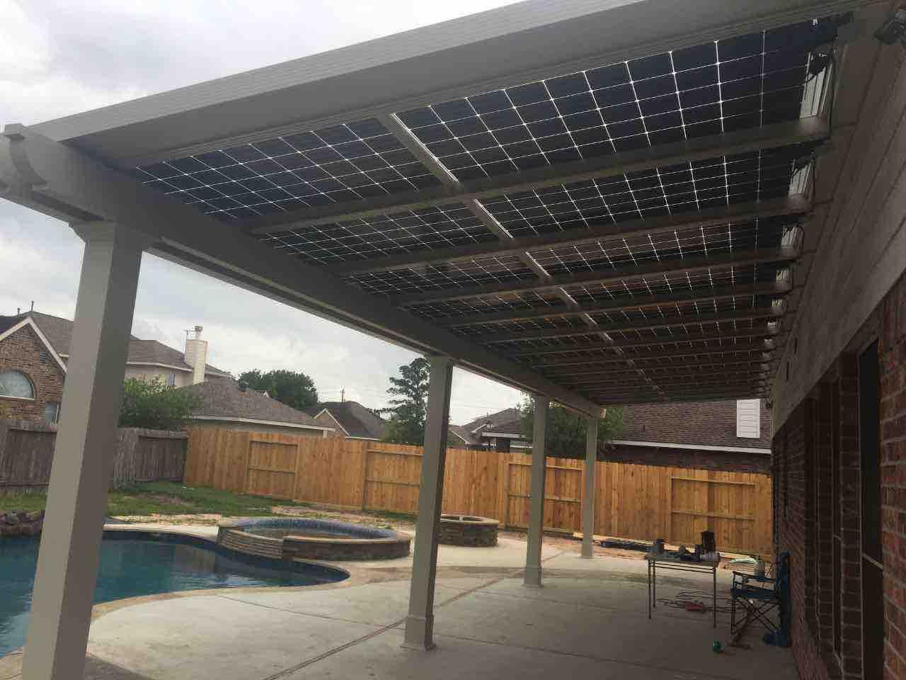 Solar Patio