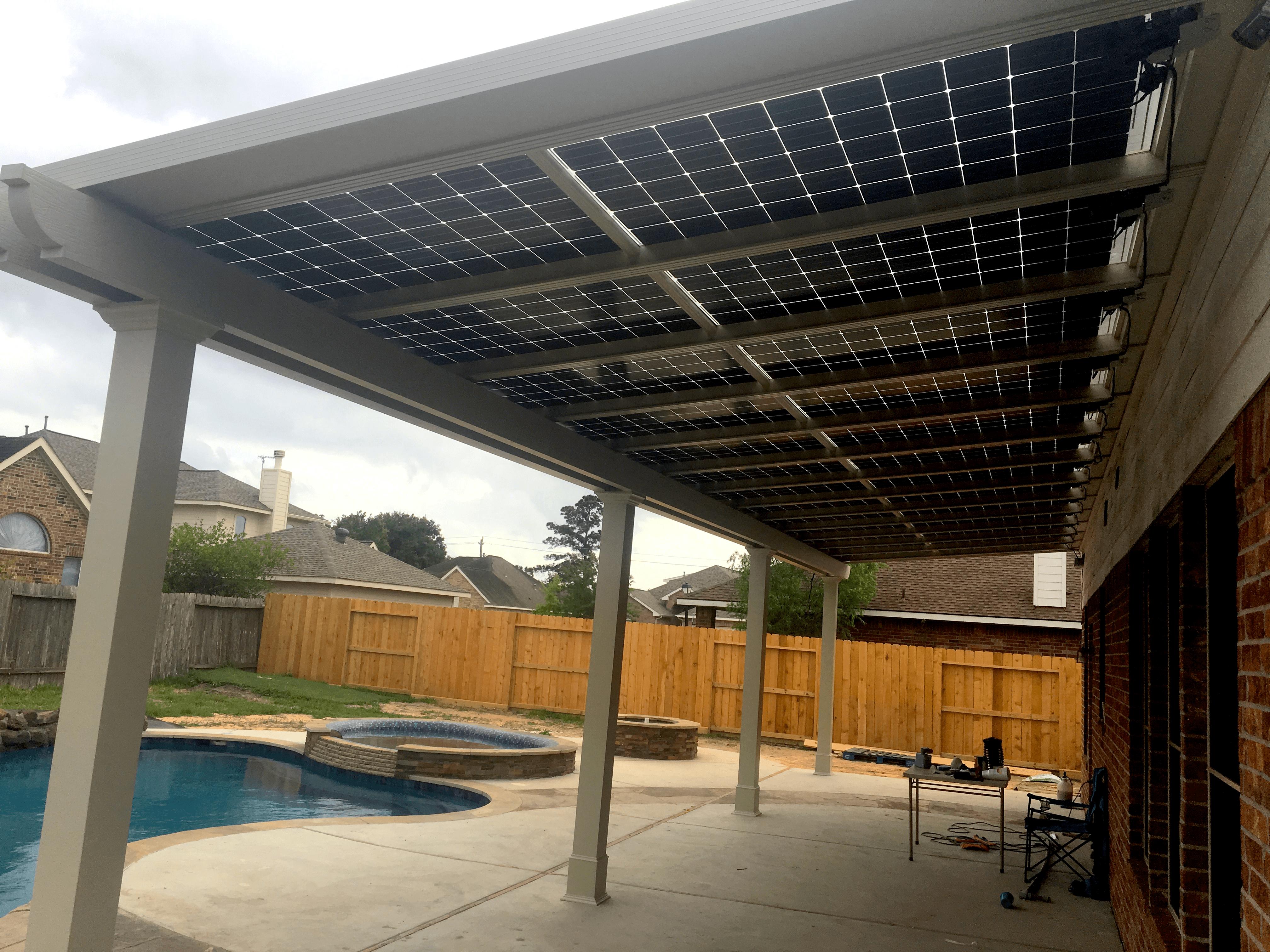 California Doors Amp Windows Solar Patio Covers